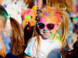 fiestas para niños y niñas